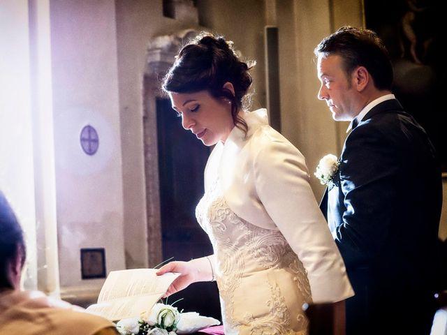 Il matrimonio di Renzo e Elisabetta a Valeggio sul Mincio, Verona 43