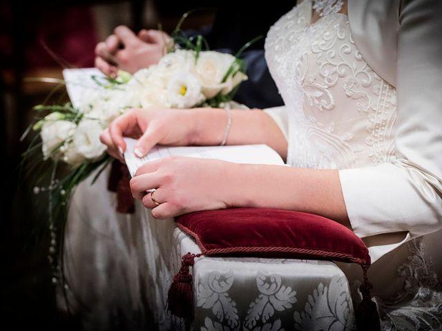 Il matrimonio di Renzo e Elisabetta a Valeggio sul Mincio, Verona 44