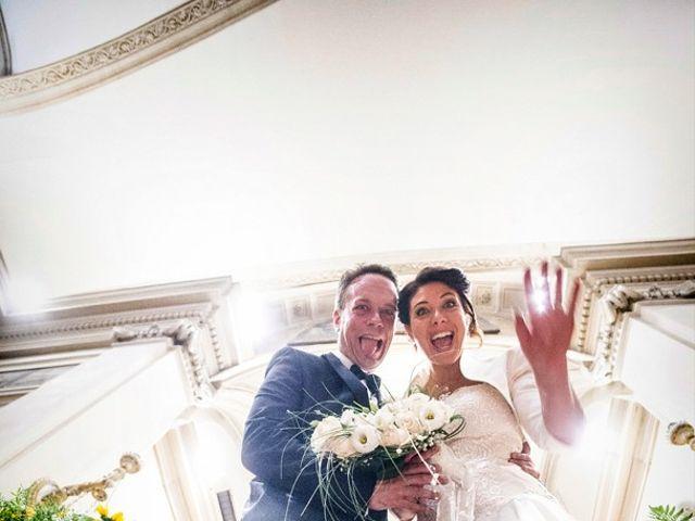Il matrimonio di Renzo e Elisabetta a Valeggio sul Mincio, Verona 45