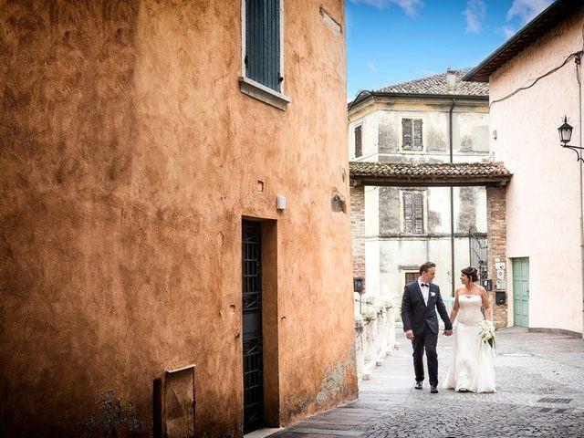Il matrimonio di Renzo e Elisabetta a Valeggio sul Mincio, Verona 47