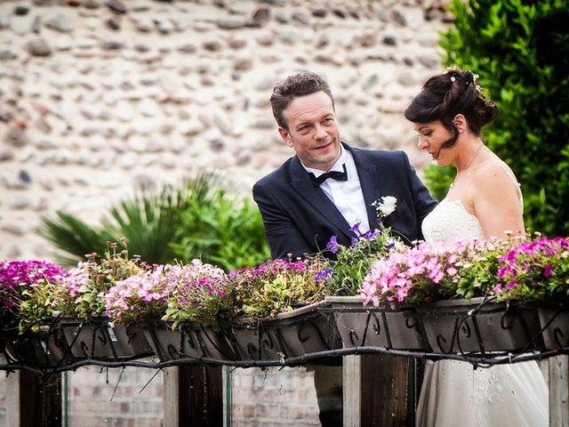 Il matrimonio di Renzo e Elisabetta a Valeggio sul Mincio, Verona 49