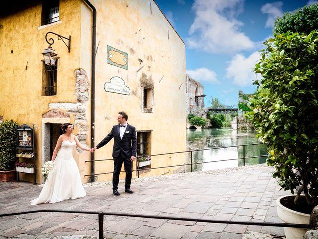 Il matrimonio di Renzo e Elisabetta a Valeggio sul Mincio, Verona 51