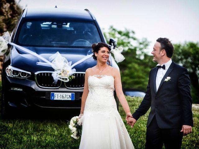 Il matrimonio di Renzo e Elisabetta a Valeggio sul Mincio, Verona 52