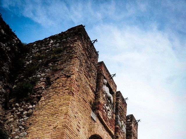 Il matrimonio di Renzo e Elisabetta a Valeggio sul Mincio, Verona 53