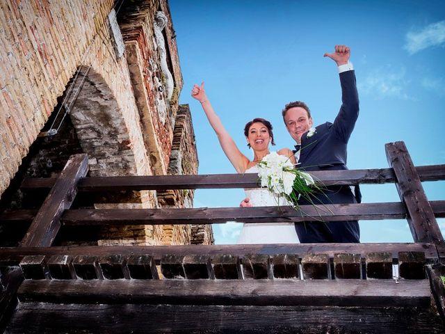 Il matrimonio di Renzo e Elisabetta a Valeggio sul Mincio, Verona 54