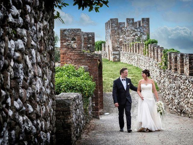 Il matrimonio di Renzo e Elisabetta a Valeggio sul Mincio, Verona 56