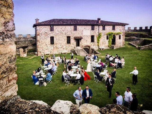 Il matrimonio di Renzo e Elisabetta a Valeggio sul Mincio, Verona 60