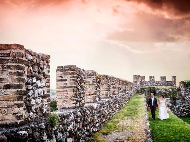 Il matrimonio di Renzo e Elisabetta a Valeggio sul Mincio, Verona 61