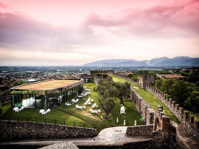 Il matrimonio di Renzo e Elisabetta a Valeggio sul Mincio, Verona 64
