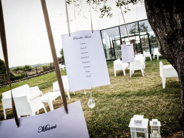 Il matrimonio di Renzo e Elisabetta a Valeggio sul Mincio, Verona 65
