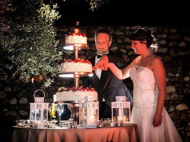 Il matrimonio di Renzo e Elisabetta a Valeggio sul Mincio, Verona 71