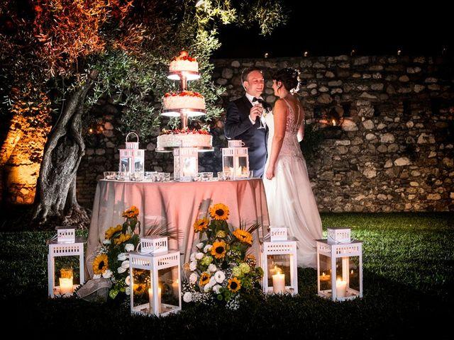 Il matrimonio di Renzo e Elisabetta a Valeggio sul Mincio, Verona 72