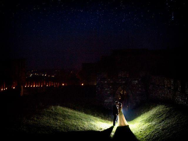Il matrimonio di Renzo e Elisabetta a Valeggio sul Mincio, Verona 73
