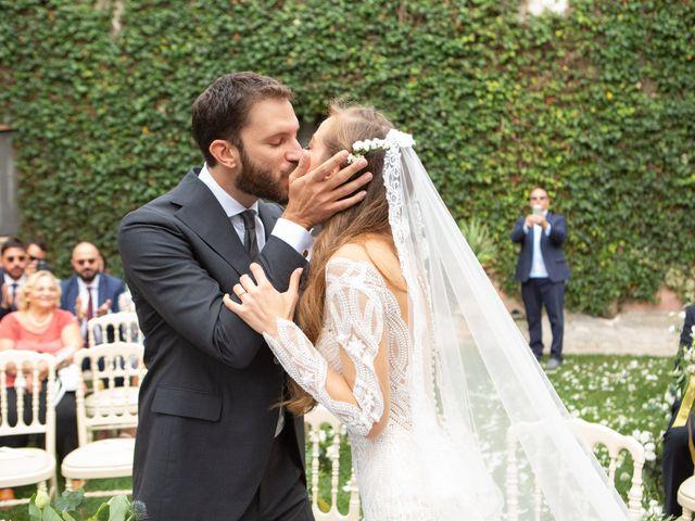 Il matrimonio di Silvia e Urbano a Lecce, Lecce 43