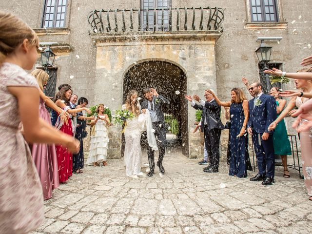 Il matrimonio di Silvia e Urbano a Lecce, Lecce 55