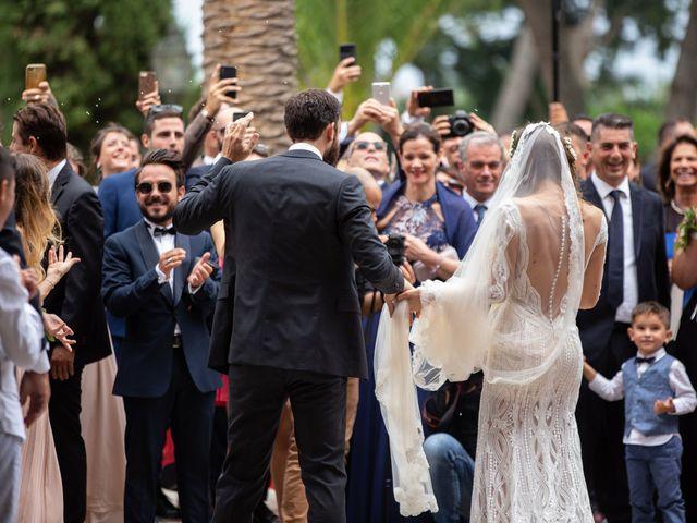 Il matrimonio di Silvia e Urbano a Lecce, Lecce 57
