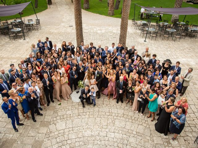 Il matrimonio di Silvia e Urbano a Lecce, Lecce 58