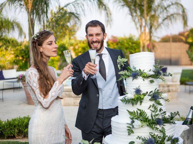 Il matrimonio di Silvia e Urbano a Lecce, Lecce 80