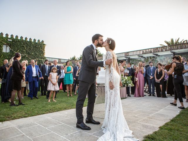 Il matrimonio di Silvia e Urbano a Lecce, Lecce 81