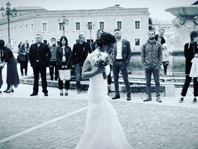 Il matrimonio di Alessio e Valentina a Senigallia, Ancona 1