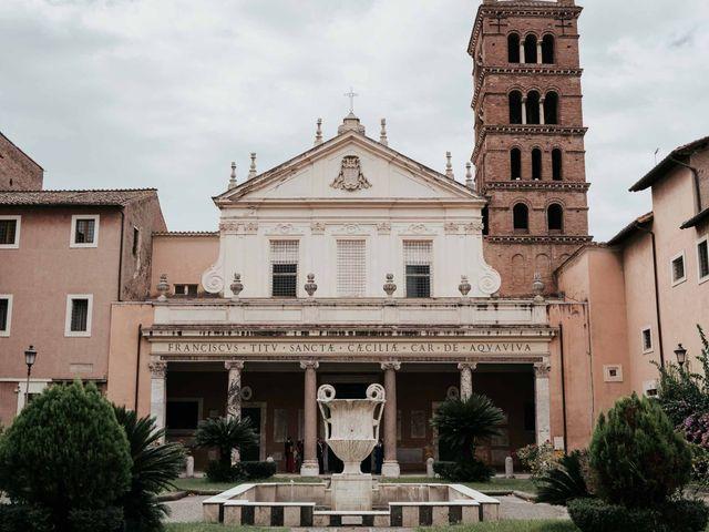 Il matrimonio di Giordano e Fabiana a Roma, Roma 29