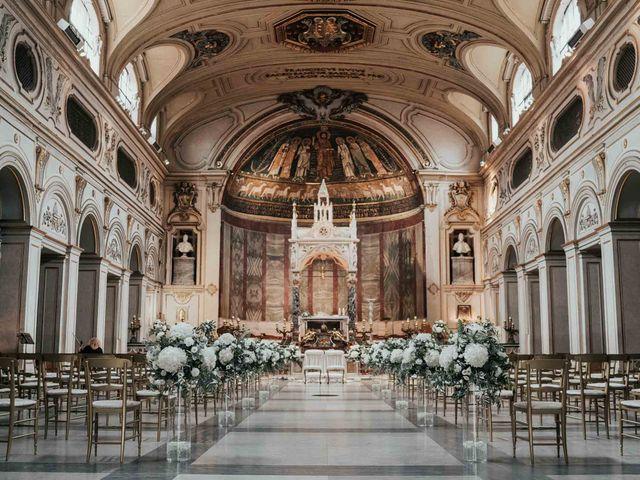 Il matrimonio di Giordano e Fabiana a Roma, Roma 30