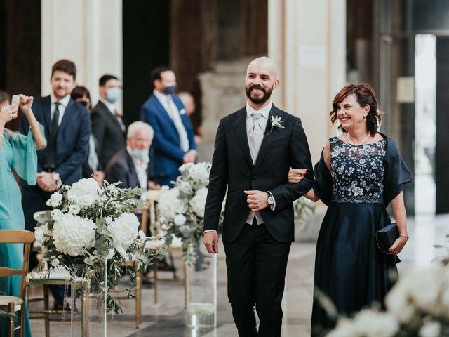 Il matrimonio di Giordano e Fabiana a Roma, Roma 32