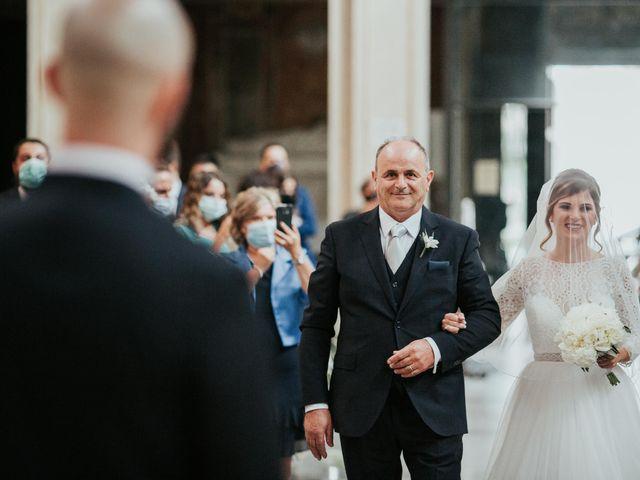 Il matrimonio di Giordano e Fabiana a Roma, Roma 34