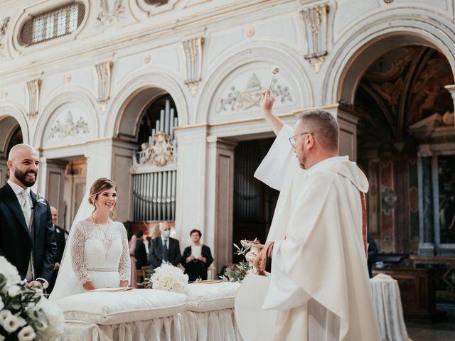 Il matrimonio di Giordano e Fabiana a Roma, Roma 36