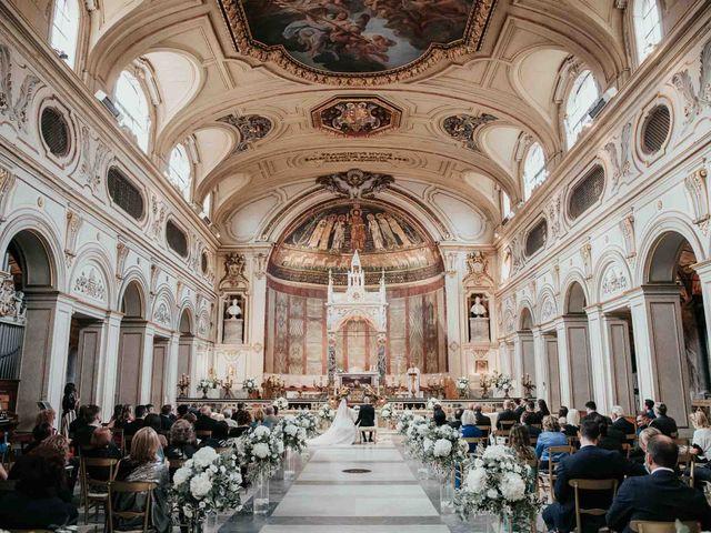Il matrimonio di Giordano e Fabiana a Roma, Roma 38