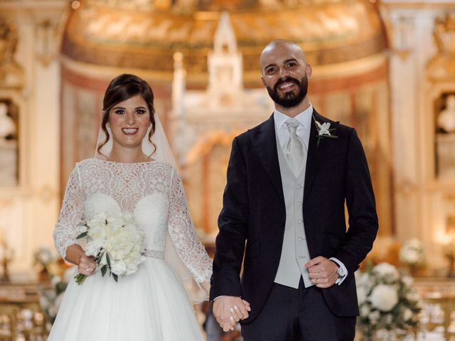 Il matrimonio di Giordano e Fabiana a Roma, Roma 43