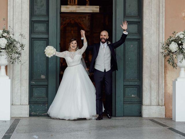Il matrimonio di Giordano e Fabiana a Roma, Roma 44