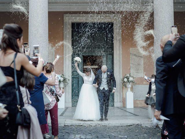 Il matrimonio di Giordano e Fabiana a Roma, Roma 45