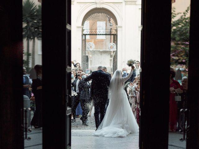 Il matrimonio di Giordano e Fabiana a Roma, Roma 46