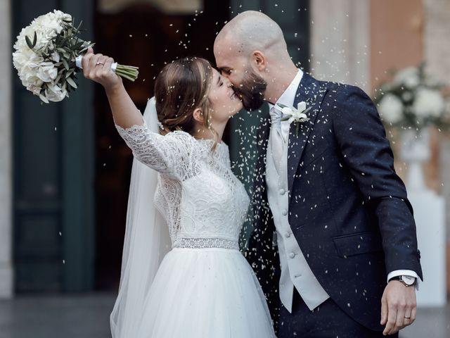 Il matrimonio di Giordano e Fabiana a Roma, Roma 47