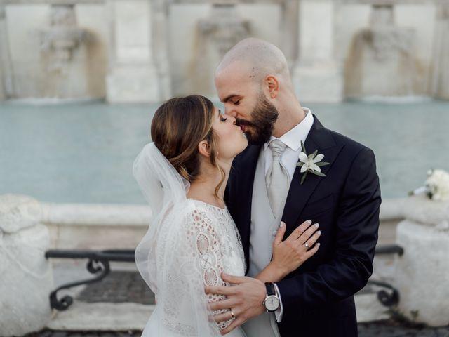 Il matrimonio di Giordano e Fabiana a Roma, Roma 49