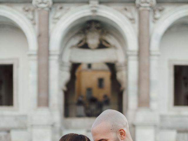 Il matrimonio di Giordano e Fabiana a Roma, Roma 50
