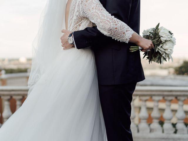 Il matrimonio di Giordano e Fabiana a Roma, Roma 54