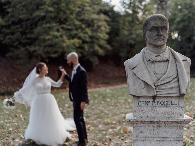 Il matrimonio di Giordano e Fabiana a Roma, Roma 57