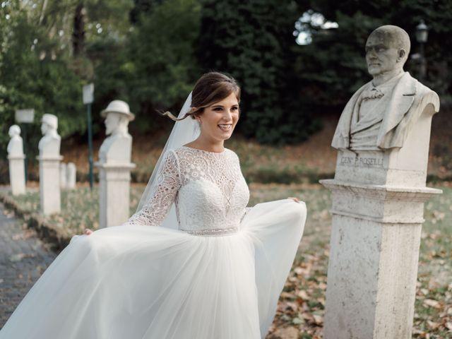 Il matrimonio di Giordano e Fabiana a Roma, Roma 58