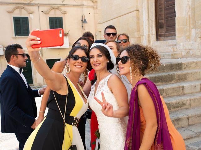 Il matrimonio di Giuseppe e Angela a Gravina in Puglia, Bari 17
