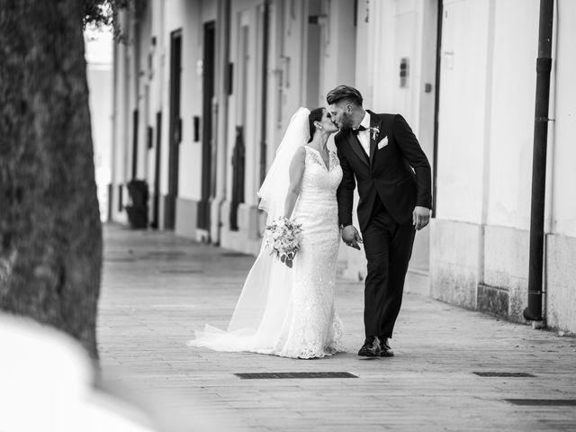 Il matrimonio di Giuseppe e Angela a Gravina in Puglia, Bari 18