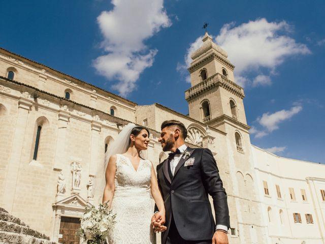 Il matrimonio di Giuseppe e Angela a Gravina in Puglia, Bari 19