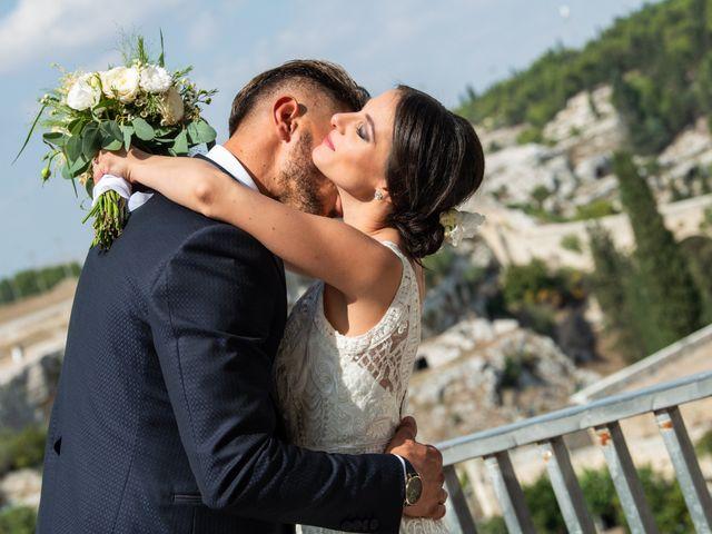 Il matrimonio di Giuseppe e Angela a Gravina in Puglia, Bari 23