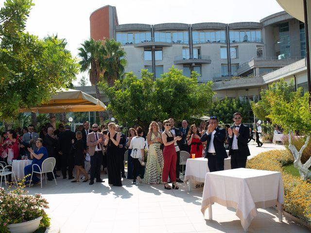 Il matrimonio di Giuseppe e Angela a Gravina in Puglia, Bari 25