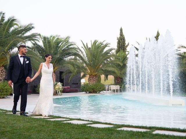 Il matrimonio di Giuseppe e Angela a Gravina in Puglia, Bari 34