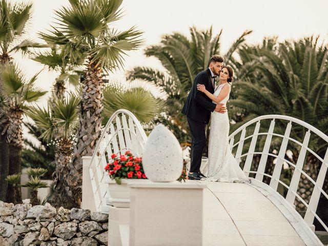 Il matrimonio di Giuseppe e Angela a Gravina in Puglia, Bari 35