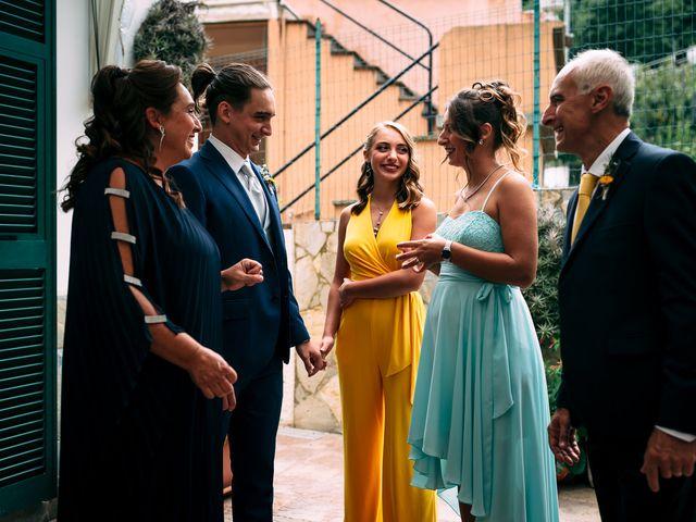 Il matrimonio di Samuele e Michela a Arenzano, Genova 9