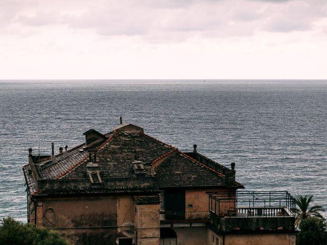 Il matrimonio di Samuele e Michela a Arenzano, Genova 11