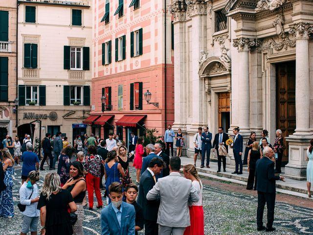Il matrimonio di Samuele e Michela a Arenzano, Genova 32